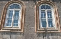 Պատուհաններ և դրանց եզրակալներ / Windows and window frames