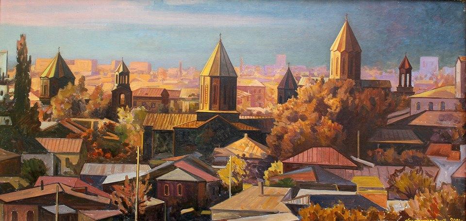 Արևածագ. Լենինական / Sunrise։ Leninakan https://web.facebook.com/gyumrinm/photos/a.212495039113956.1073741830.186155425081251/212499345780192/?type=3&theater