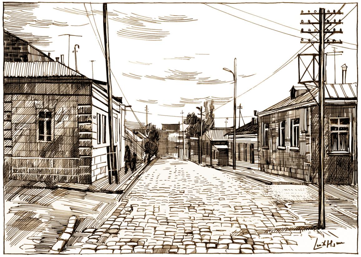 Գյումրի, փողոց թիվ 14 / Gyumri. The 14th Street http://www.wikiwand.com/hy/%D4%BC%D6%87%D5%B8%D5%B6_%D4%BC%D5%A1%D5%B3%D5%AB%D5%AF%D5%B5%D5%A1%D5%B6